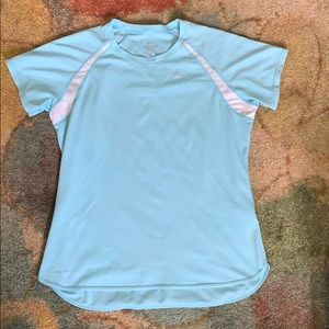Sky Blue Dri-Fit Nike Athletic Tee